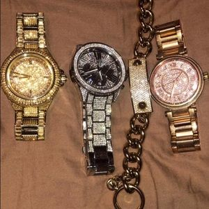 Michael Kors Watches/Bracelet